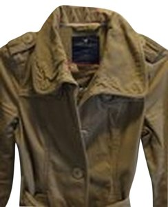 American Eagle Outfitters Dark Khaki Jacket