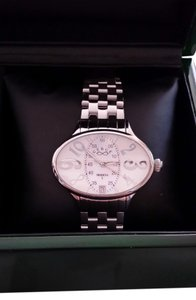 GERGE GERGE Automatic stainless steel Swiss made watch