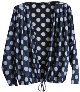 Ark & Co. Polka Dot Top
