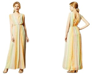 Anthropologie Solen Maxi By Fleur Dress