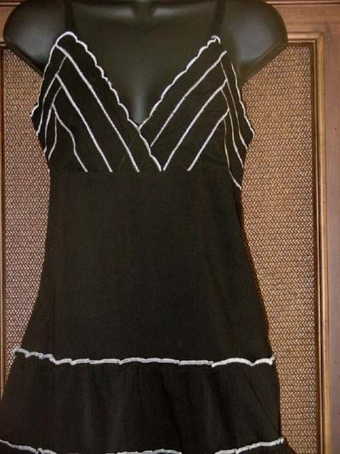 Other Tiered Spin Cotton Dress