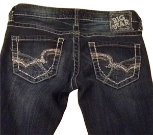 Big Star Boot Cut Jeans