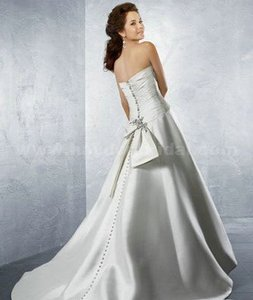 Alfred Angelo Mikado 2182 Wedding Dress