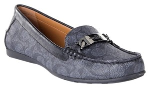 Coach New With Box. I Have Other Sizes. 7 7.5 8 8.5 9 9.5 Smoke/black Flats