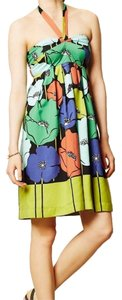 Anthropologie short dress Pavot Halter And By on Tradesy