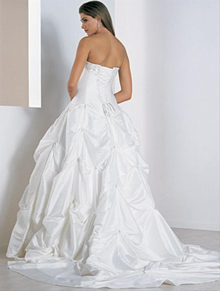 Alfred angelo 1963 wedding dress tradesy weddings for D angelo wedding dresses