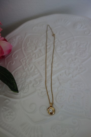 Unknown Gold Plated Neckless