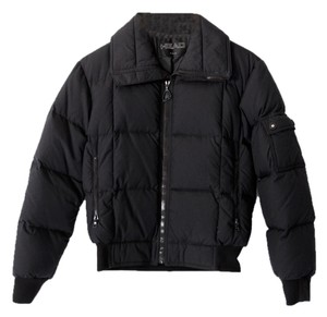 Head Puff Ski Snowboard Coat