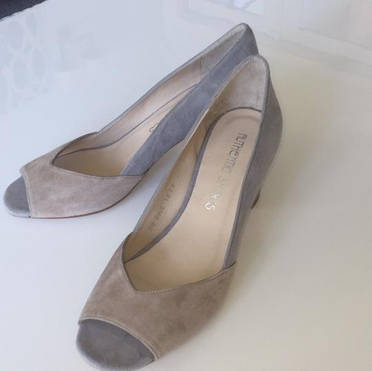 Other grey and beige Pumps Image 1