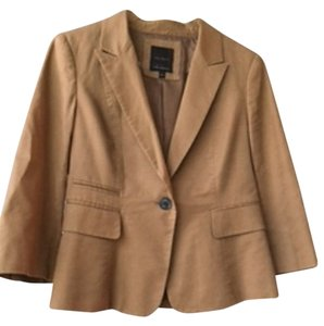 The Limited Brown, Tan Blazer