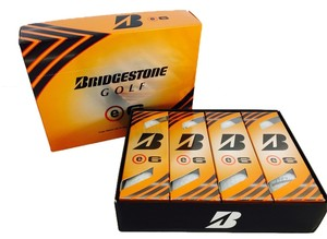 Bridgestone e6 Golf Balls (4-Pack-12 Balls); Long Distance Soft Response [ BradysPlace ]