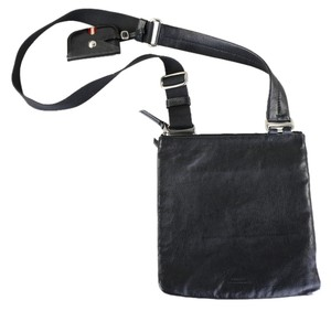 Bally Black Messenger Bag