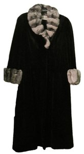 Full Length Lustrous Classic Fur Coat