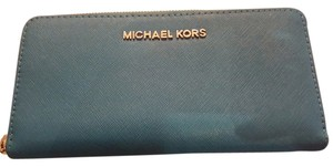Michael Kors Michael Kors Saffiano Leather Wallet