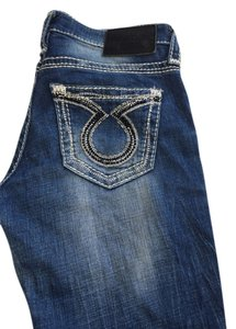 Big Star Capris Denim