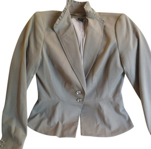 White House | Black Market Tan - Beige Blazer