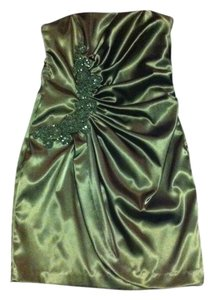 Xscape Fancy Embroidered Dress