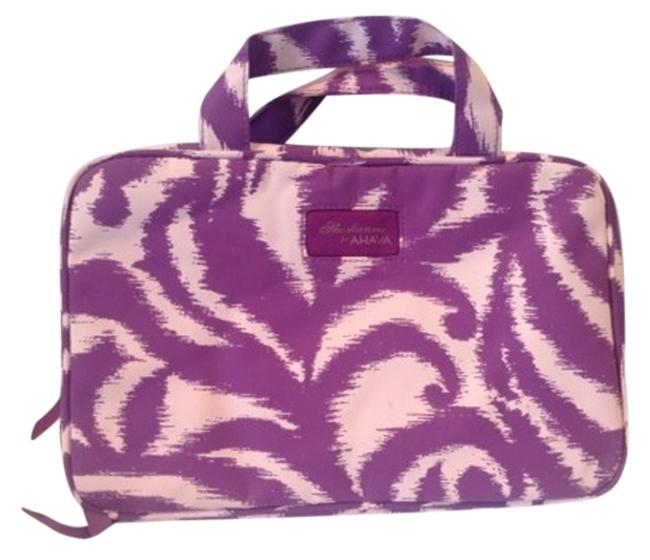 Item - Purple/Pink For Ahava Cosmetic Bag