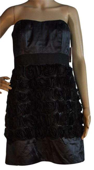 Preload https://img-static.tradesy.com/item/8383609/phoebe-couture-black-mid-length-cocktail-dress-size-8-m-0-2-650-650.jpg
