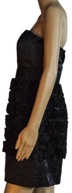 Phoebe Couture Silk Flower Design New Tag Dress