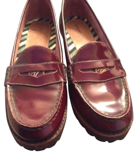 Preload https://img-static.tradesy.com/item/838547/sperry-marooncordovan-windsor-penny-loafers-flats-size-us-6-0-0-540-540.jpg