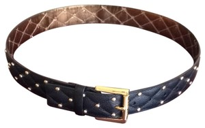 MICHAEL Michael Kors Michael by MK Black Studded Belt
