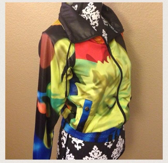 Married to the Mob Multi Color Jacket