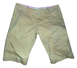 American Eagle Outfitters Size 2 P56 Shorts BEIGE