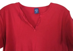 High Sierra T Shirt RED