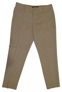 Forever 21 Straight Pants camel