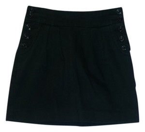 BDG Mini Skirt Black