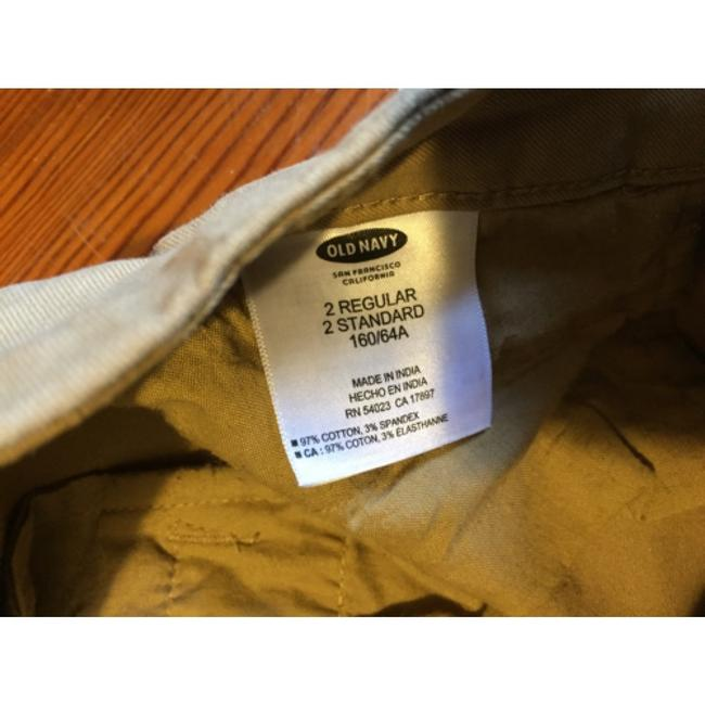 Old Navy Bermuda Shorts Khaki Image 2