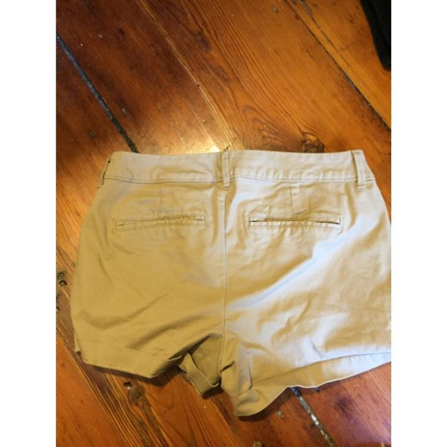 Old Navy Bermuda Shorts Khaki Image 3
