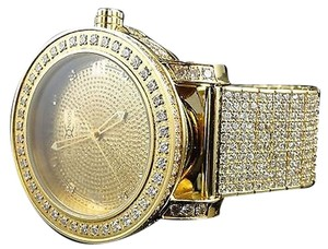 Mens Khronos Jojino Jojo Joe Rodeo Genuine Diamond Watch