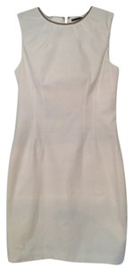Elie Tahari short dress White Summer Cocktail Party on Tradesy