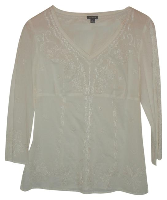 Preload https://item5.tradesy.com/images/ann-taylor-ivory-blouse-size-4-s-839489-0-0.jpg?width=400&height=650