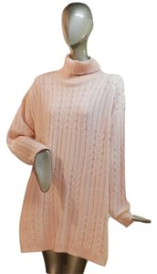 Tesori 4-ply Cashmere Thick Oversized Long Cable Knit Nordstrom Sweater