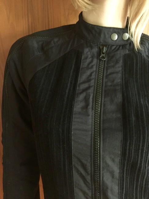 A|X Armani Exchange Motorcycle Jacket Image 1