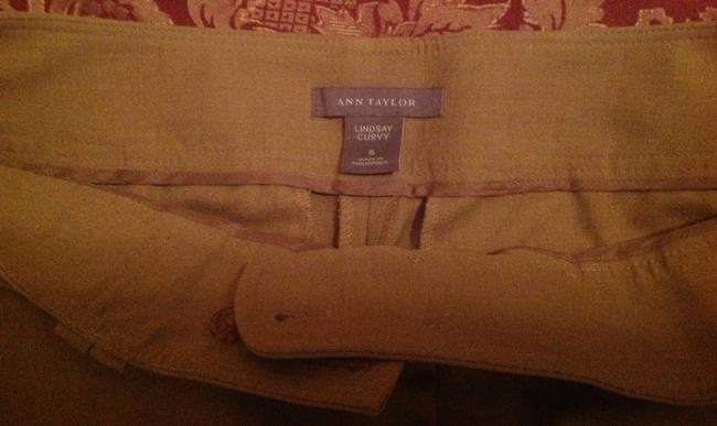Ann Taylor Flowy Work Pants