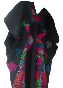 Mexican Artist Hand-loomed Cape