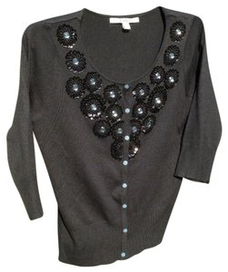 Fever Vintage Sequins Cardigan