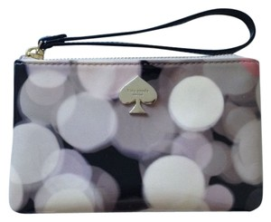 Kate Spade Wristlet in pink & brown