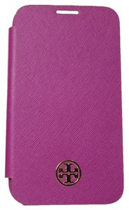 Tory Burch $65 BRAND NEW PHONE CASE SAFFIANO LEATHER HARDSHELL COVER FOR SAMSUNG GALAXY NOTE 2 WITH GIFT BAG