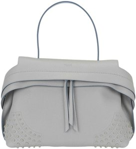 Tod's Tote in Light Grey