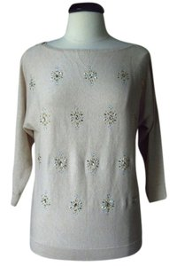 White House | Black Market Sparkle Embellished Sweater