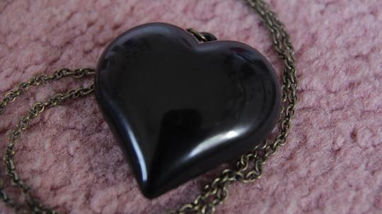 Forever 21 Heart Necklace