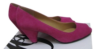 Nine West Fuchsia Pumps