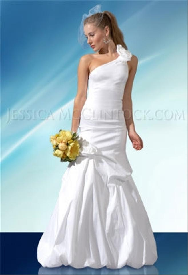 Jessica mcclintock 5366 wedding dress tradesy weddings for Jessica mcclintock wedding dresses outlet