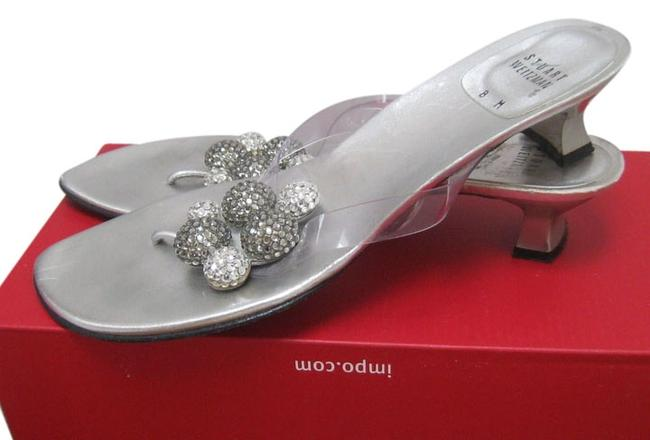 Item - Silver 343346 Sandals Size US 8 Regular (M, B)