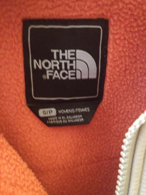 The North Face Red/Orange Jacket